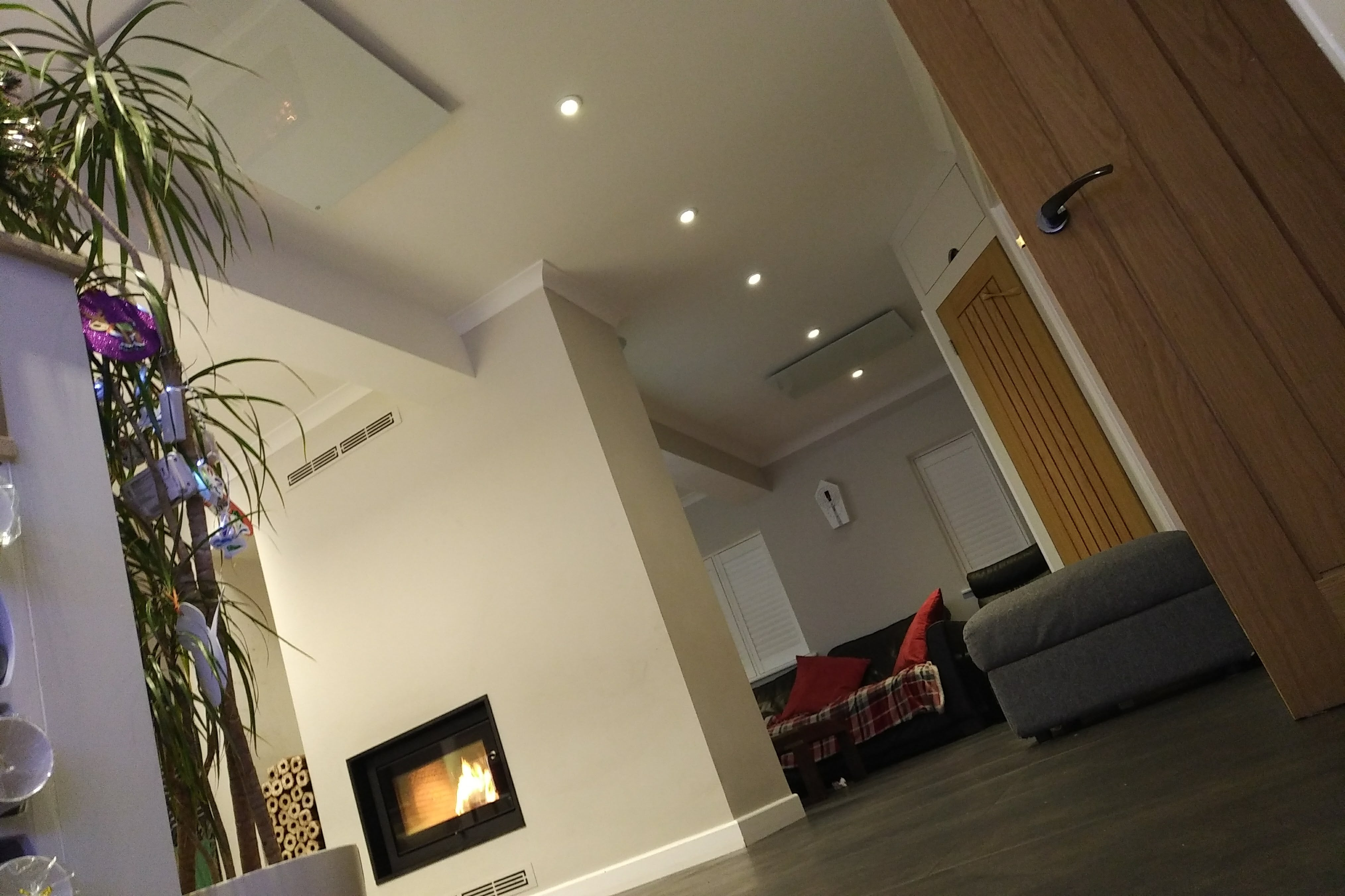 Far Infrared Heating Its Jim But Not As We Know It Electric Radiant Ceiling Heat Wire Diagram